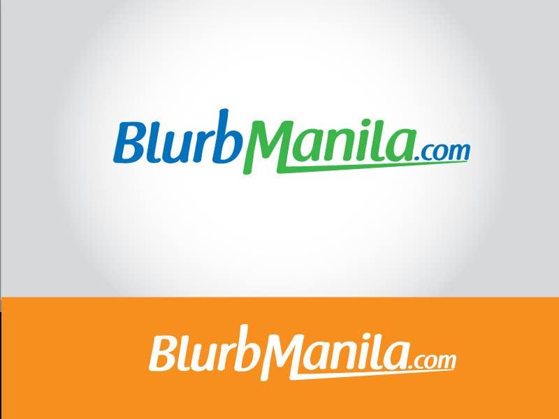 Proposition n°66 du concours Logo Design for BlurbManila.com