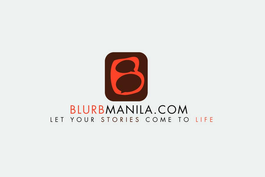 Proposition n°34 du concours Logo Design for BlurbManila.com