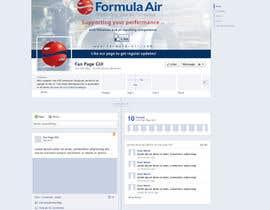 #2 untuk Facebook landingpage oleh ahmedzaghloul89
