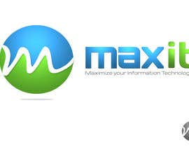 #144 for Design a Logo for MaxIT by vinkisoft