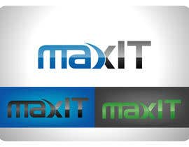 #52 para Design a Logo for MaxIT por texture605