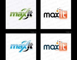 #78 para Design a Logo for MaxIT por hirebwd