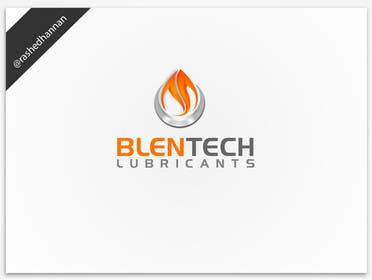 #23 for Graphic Designer Needed to Design a Company Logo for Lubricant Industry by rashedhannan