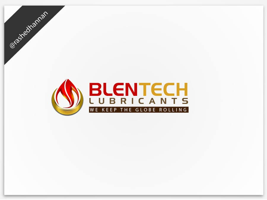 #122 for Graphic Designer Needed to Design a Company Logo for Lubricant Industry by rashedhannan