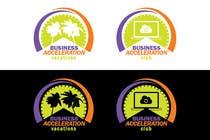 Design a Logo for Business Acceleration Vacation / Business Acceleration Club için Graphic Design97 No.lu Yarışma Girdisi