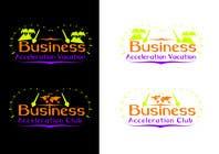 Design a Logo for Business Acceleration Vacation / Business Acceleration Club için Graphic Design120 No.lu Yarışma Girdisi