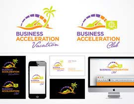 #121 untuk Design a Logo for Business Acceleration Vacation / Business Acceleration Club oleh jethtorres