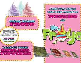 #11 for MrFroyo flyer design af danikdesign