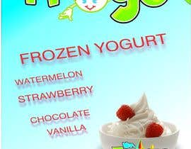 #7 for MrFroyo flyer design af cristian1004