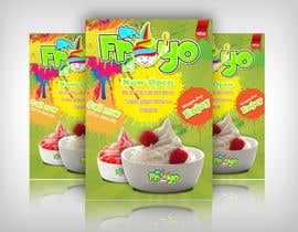 #10 for MrFroyo flyer design af Artimization