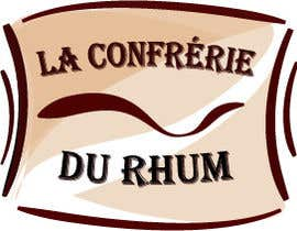 #12 for Logo - La Confrérie du Rhum by nerburish