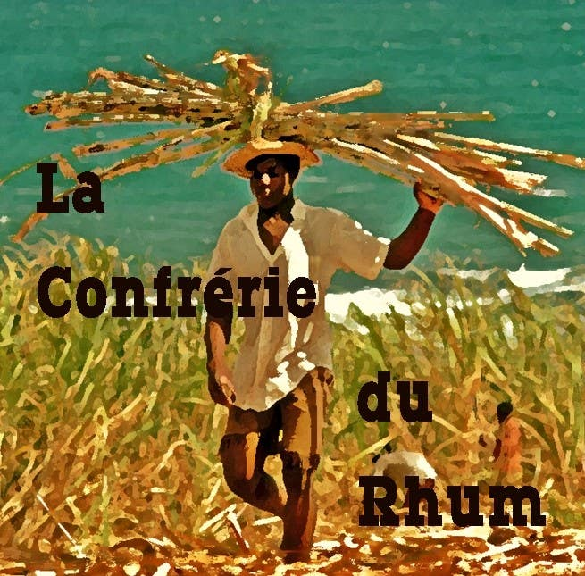 #14 for Logo - La Confrérie du Rhum by AnneVRobert