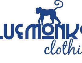 nº 1 pour Design a T-Shirt for Blue Monkey Clothing par gdougniday