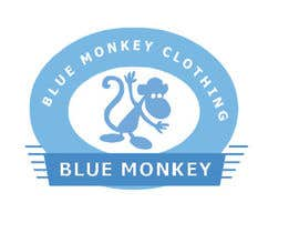 nº 11 pour Design a T-Shirt for Blue Monkey Clothing par misscincy