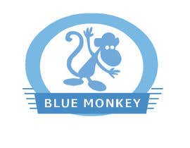#12 para Design a T-Shirt for Blue Monkey Clothing por misscincy