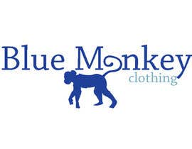 nº 2 pour Design a T-Shirt for Blue Monkey Clothing par StanMarius