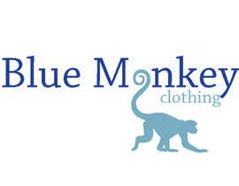 #3 para Design a T-Shirt for Blue Monkey Clothing por StanMarius