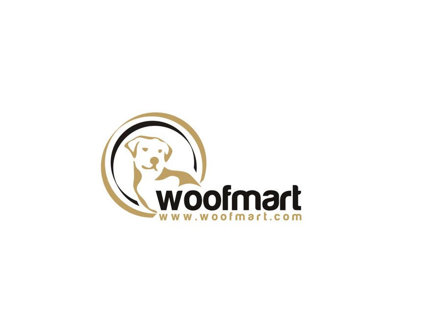 #19 for Logo design for Woof Mart by thimsbell