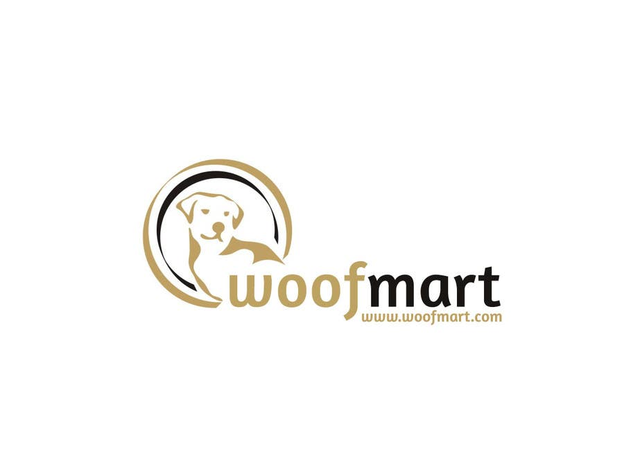 #20 for Logo design for Woof Mart by thimsbell
