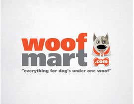 #51 for Logo design for Woof Mart af wavyline