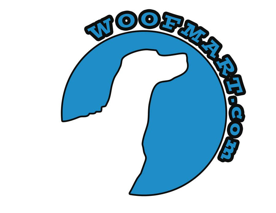 #43 for Logo design for Woof Mart by dbdesign7