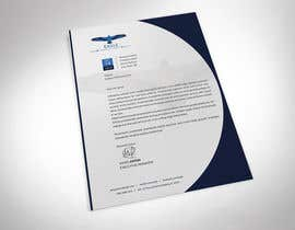 #65 for Design my Company Letterhead af rimskik