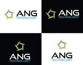 #99 para Design a Logo for ANG Technology por prashant1976