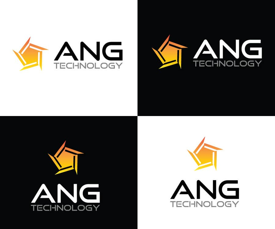 Kilpailutyö #100 kilpailussa Design a Logo for ANG Technology