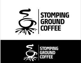 nº 82 pour Design a Logo for 'Stomping Ground' Coffee par arteq04