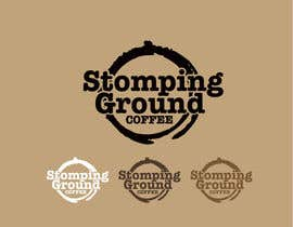 nº 175 pour Design a Logo for 'Stomping Ground' Coffee par rueldecastro