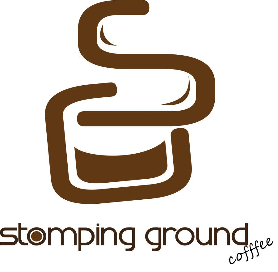 #84 for Design a Logo for 'Stomping Ground' Coffee by rogiecion