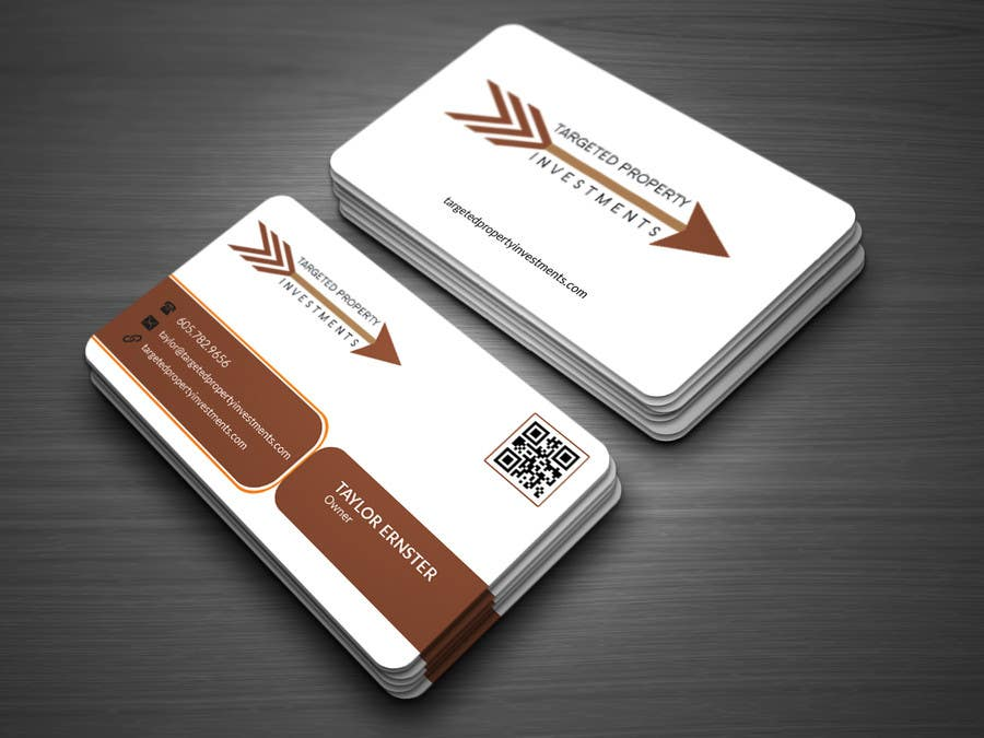 Contest Entry 12 For Logo Business Cards Real Estate Investment Company