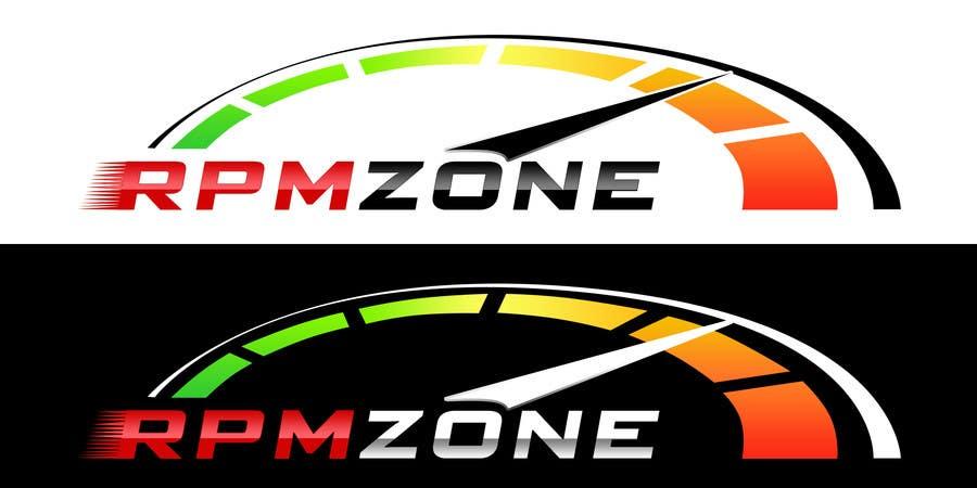 Penyertaan Peraduan #56 untuk Design a Logo for RPMZONE