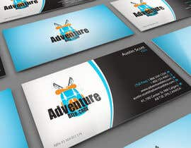 #10 untuk Design some Business Cards for AdventureBite.com oleh midget