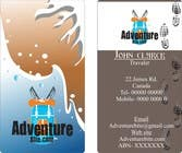 Contest Entry #13 for Design some Business Cards for AdventureBite.com