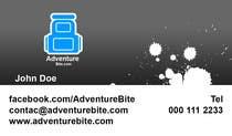 Contest Entry #8 for Design some Business Cards for AdventureBite.com
