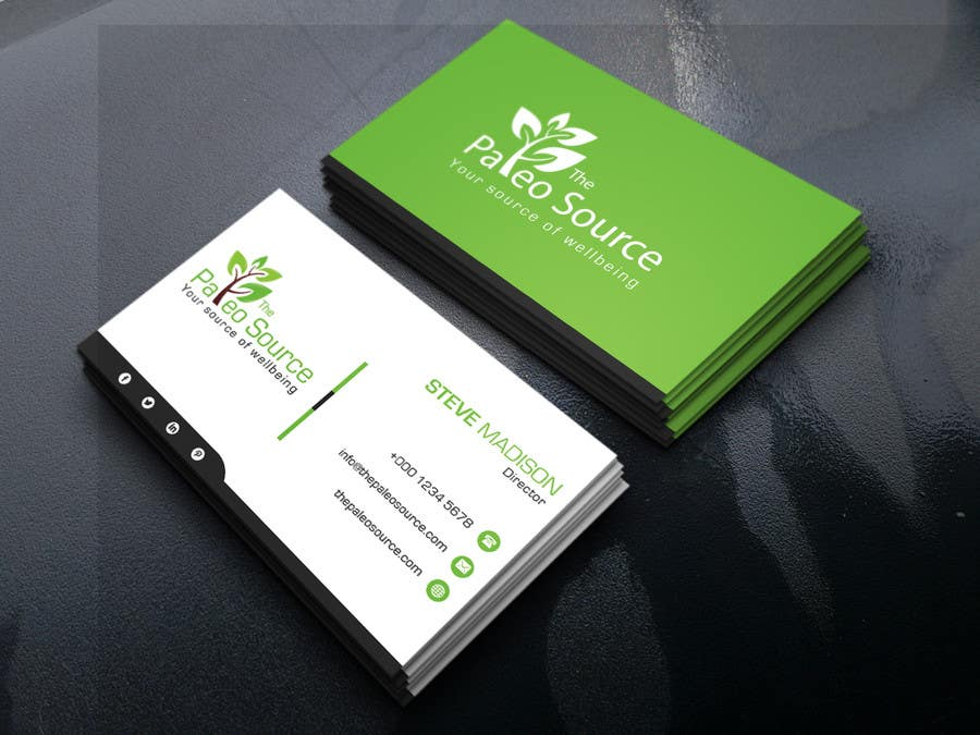 Entry 107 by mamunqf for online health food store business card business card reheart Gallery