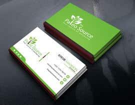 #110 untuk Online Health Food Store Business Card oleh mamunqf