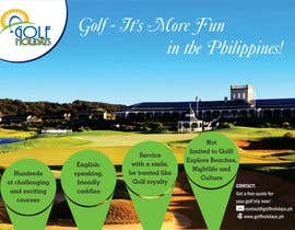 #13 untuk Poster/ Advertisement for Golf Holidays  - RUSH Deadline Sep.13 oleh linokvarghese