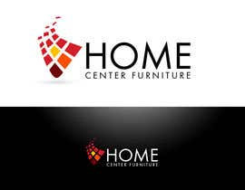 #387 para Logo Design for Home Center Furniture por twindesigner