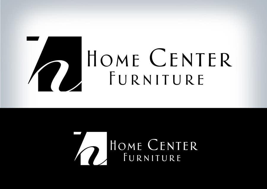 Конкурсная заявка №109 для Logo Design for Home Center Furniture