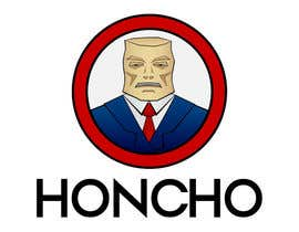 #48 for Design a 2D/3D Illustration/Cartoon/Mascot for Honcho by vladimirsozolins
