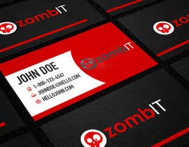 nº 8 pour Business Cards for zombit.mx par developingtech