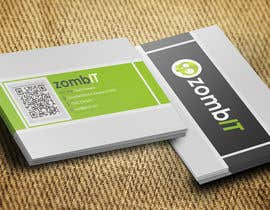 nº 12 pour Business Cards for zombit.mx par developingtech