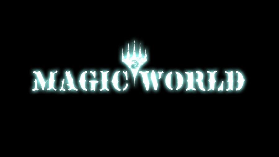 Penyertaan Peraduan #22 untuk Design a Logo for MagicWorld.co.uk