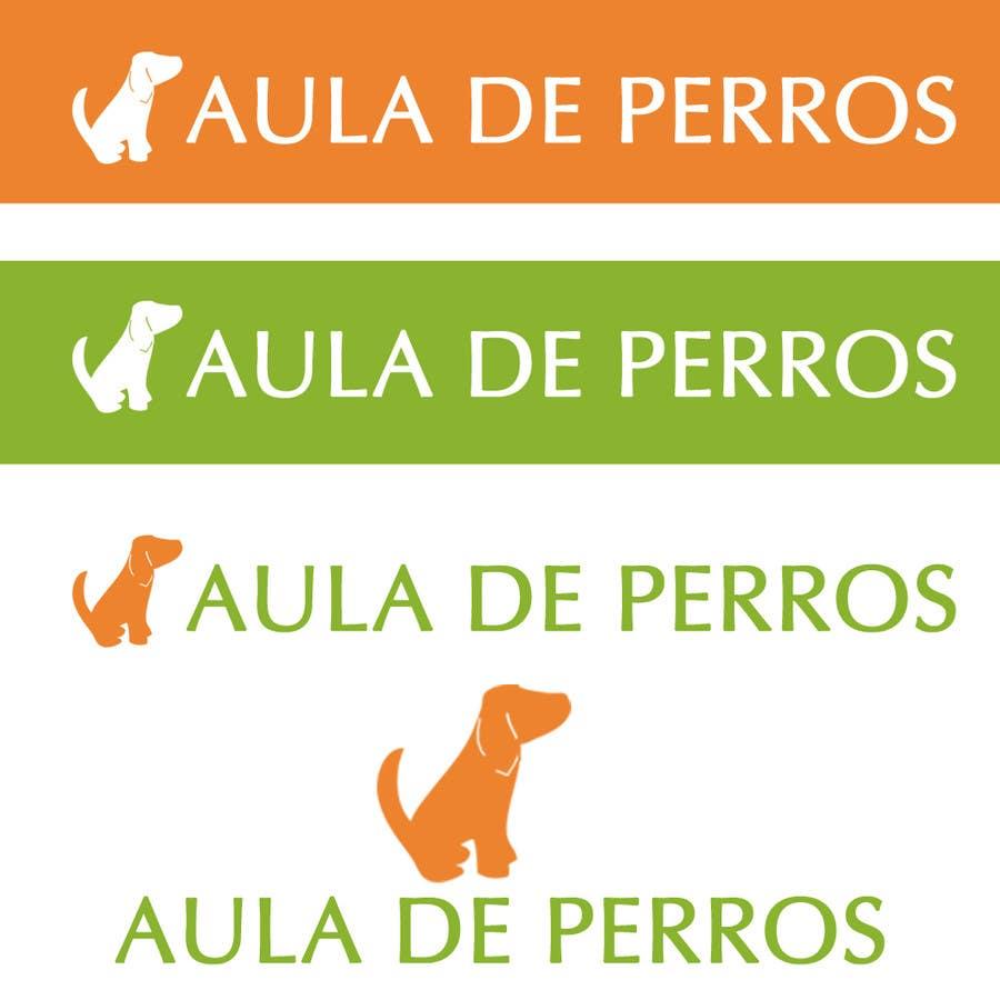 Kilpailutyö #                                        54                                      kilpailussa                                         Diseñar un logotipo for Aula de perros