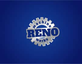 #38 for Design a Logo for Reno Machine Works af rueldecastro