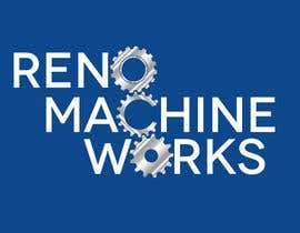 #6 for Design a Logo for Reno Machine Works af joeynavarro