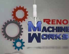 #21 para Design a Logo for Reno Machine Works por hamzache