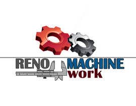 #11 para Design a Logo for Reno Machine Works por alinavram